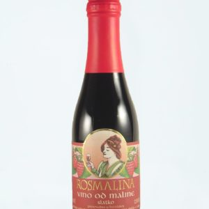 Rosmalina vino od malina 0,187 L